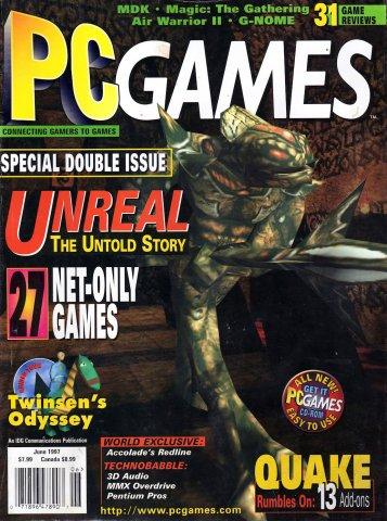 PC Games Vol. 04 No. 05 (May/June 1997)