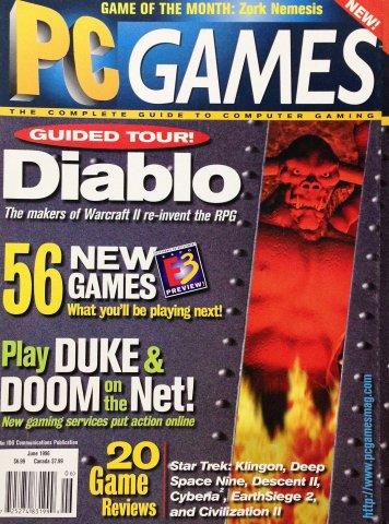 PC Games Vol. 03 No. 06 (June 1996)