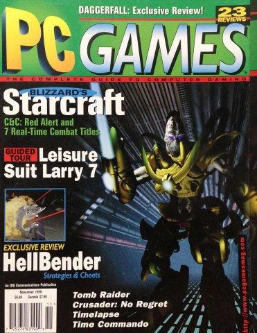 PC Games Vol. 03 No. 11 (November 1996)