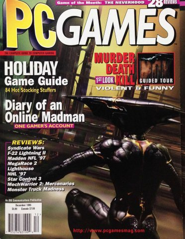 PC Games Vol. 03 No. 12 (December 1996)