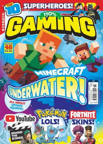 110% Gaming Issue 046 (March 2018)