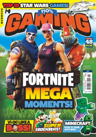 110% Gaming Issue 048 (May 2018)