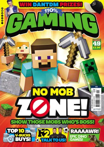110% Gaming Issue 049 (June 2018)