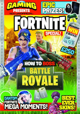 110% Gaming - Fortnite Special (May 2018)