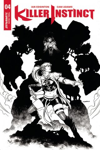 Killer Instinct 004 (January 2018) (cover e)