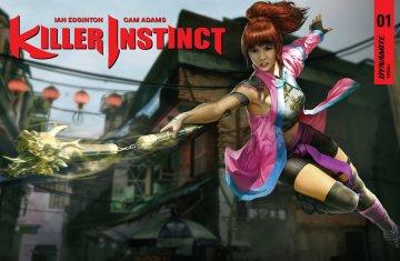Killer Instinct 001 (September 2017) (cover e)