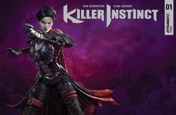 Killer Instinct 001 (September 2017) (cover b)