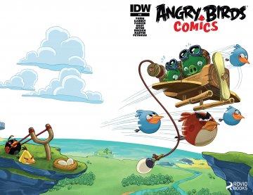 Angry Birds Comics 10 (April 2015)