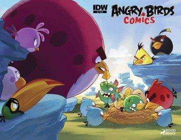 Angry Birds Comics 05 (October 2014)