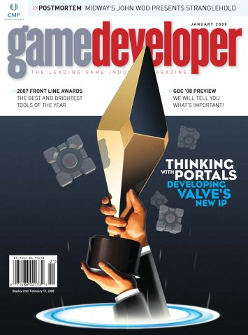 Game Developer 142 (January 2008)