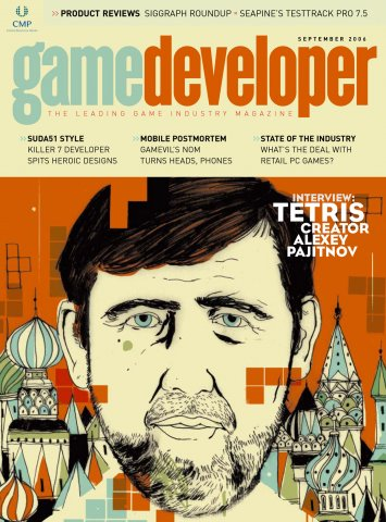 Game Developer 127 (September 2006)
