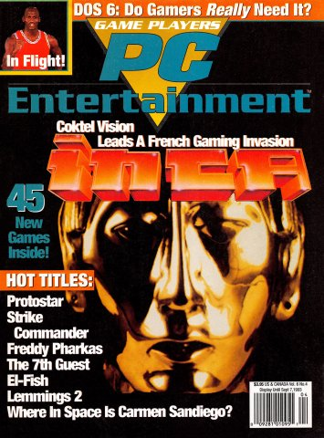 Game Players PC Entertainment Vol.6 No.4 (July/August)