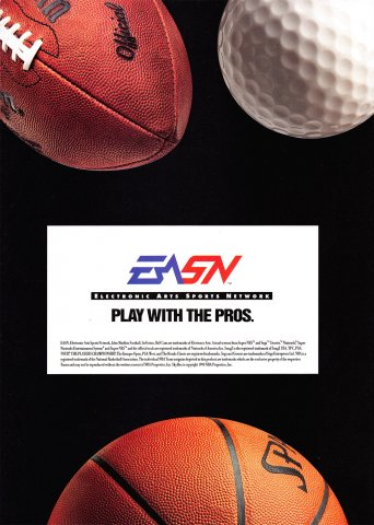 Electronic Arts Sports Network pg.8
