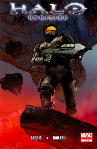 Halo - Uprising 01 (October 2007)