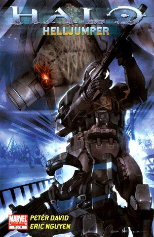 Halo - Helljumper 02 (October 2009)