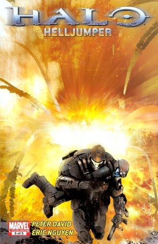 Halo - Helljumper 05 (January 2010)