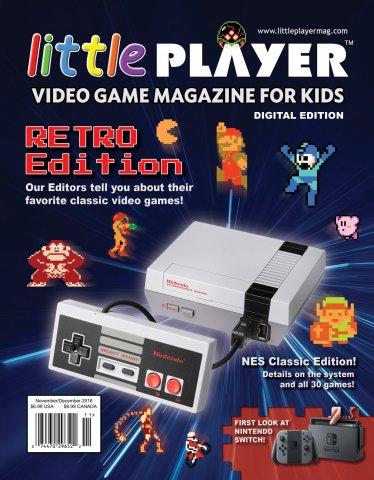 Little Player Issue 04 (November/December 2016)