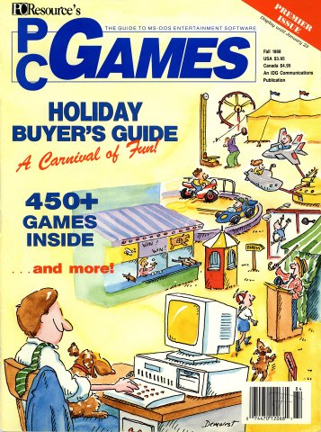 PCGames (1988 Fall)