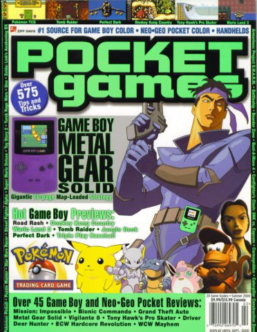 Pocket Games Issue 03 (Summer 2000)