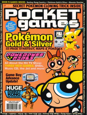 Pocket Games Issue 05 (Winter 2001)