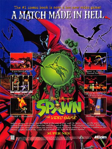 Spawn - The Video Game