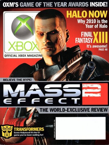 Official Xbox Magazine 106 February 2010