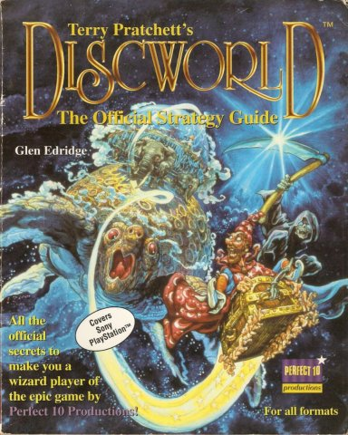 Discworld Official Strategy Guide