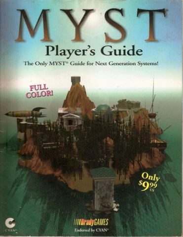 Myst Player's Guide