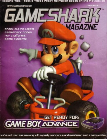 Game Shark Magazine 30