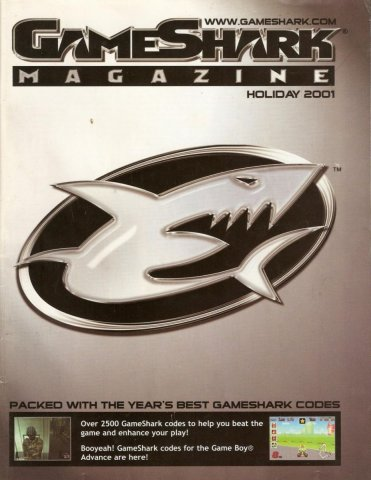 Game Shark Magazine 33a