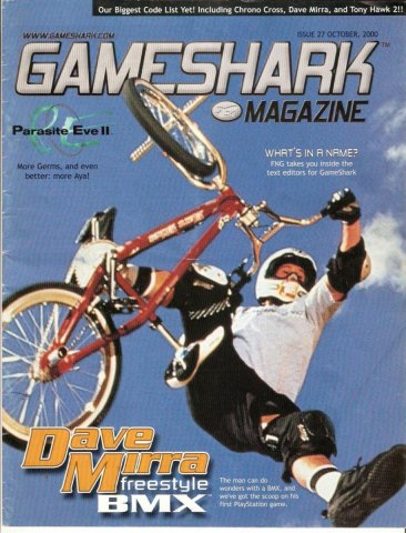 Game Shark Magazine 27