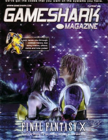 Game Shark Magazine 32