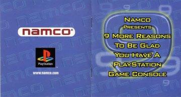 Namco PS1 catalog 2