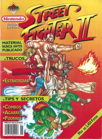 Club Nintendo (Mexico) 1993 Special Issue