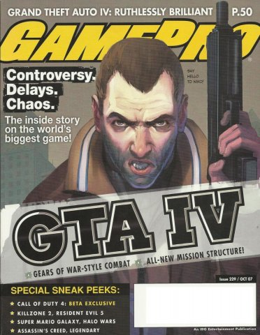 Gamepro Issue 229 October 2007