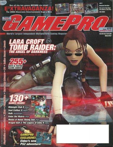 Gamepro Issue 177 June 2003