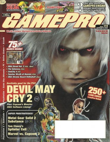 Gamepro Issue 174 March 2003