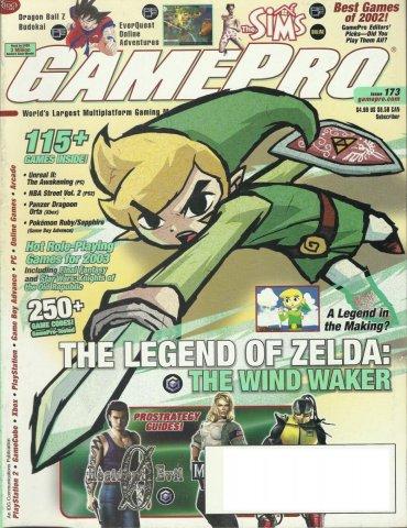 Gamepro Issue 173 February 2003