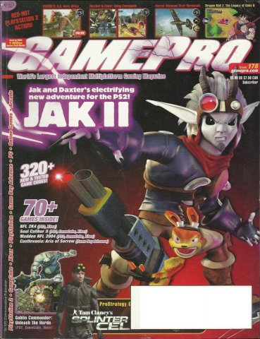 Gamepro Issue 178 July 2003