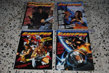 My Gamepro Collection