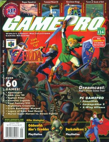 GamePro Issue 124 January 1999