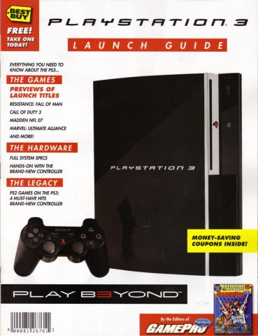 GamePro Level 2 Playstation 3 Guide