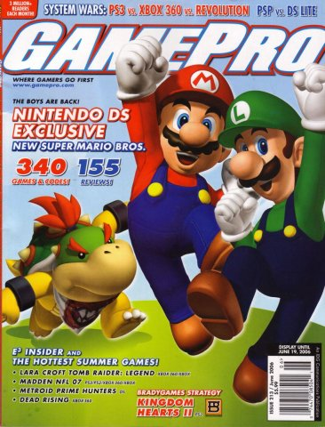 GamePro Issue 213 June 2006