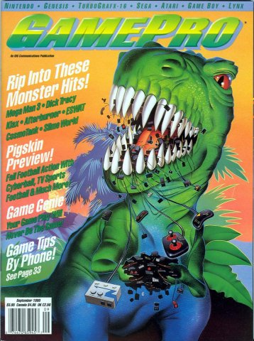 GamePro Issue 014 September 1990