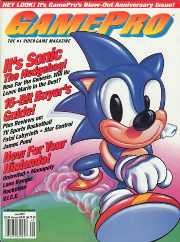 GamePro Issue 023 June 1991