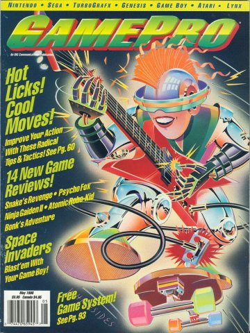 GamePro Issue 010 May 1990
