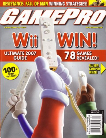 GamePro Issue 222 March 2007
