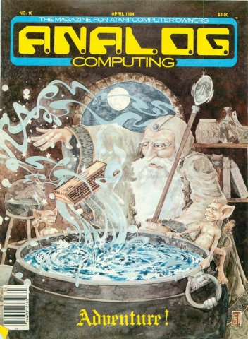 Analog Computing Issue 018