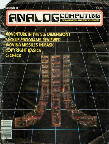 Analog Computing Issue 011