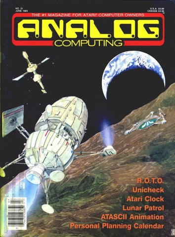 Analog Computing Issue 031